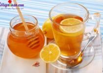 Công thức pha nước chanh mật ong-đồ uống giảm béo cho mùa hè