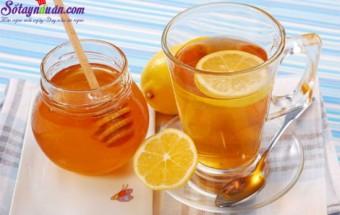 Nấu ăn món ngon mỗi ngày với Nước ấm, công thức pha nước chanh mật ong 1