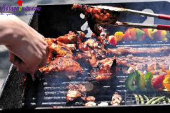 mẹo khử mùi thức ăn cháy khét 2