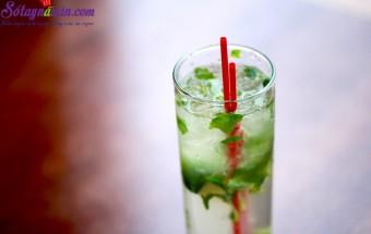 Nấu ăn món ngon mỗi ngày với Rượu rum, Oro Mojito mát lạnh cho ngày nắng nóng