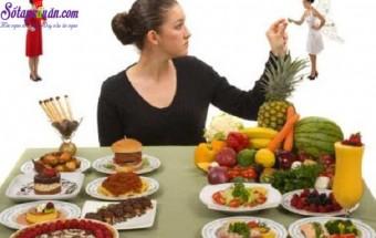 , những loại thực phẩm gây hại cho vòng 1 của bạn 1