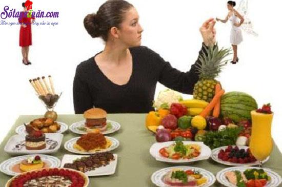 những loại thực phẩm gây hại cho vòng 1 của bạn 1