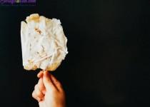 Công thức làm kem chuối sữa dừa cho ngày nóng