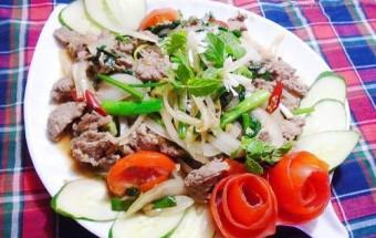 Nấu ăn món ngon mỗi ngày với Tỏi tây, Cách làm thịt bê xào cần tỏi thơm ngon tuyệt hảo kết quả