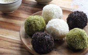 Nấu ăn món ngon mỗi ngày với Bột trà xanh, cách làm bánh gạo kiểu hàn quốc 6