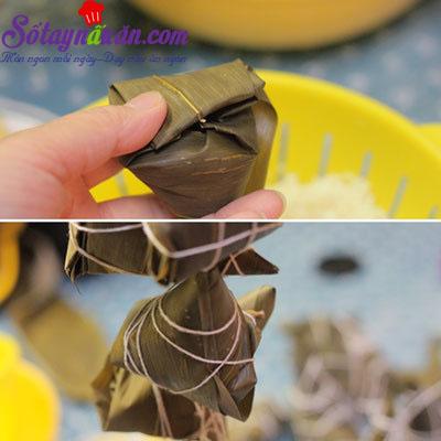 Cách làm bánh ú tro đậm đà quê hương cho tết Đoan Ngọ 11