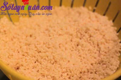 Cách làm bánh ú tro đậm đà quê hương cho tết Đoan Ngọ 4