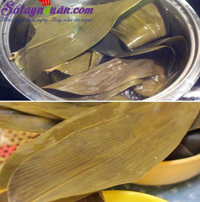 Cách làm bánh ú tro đậm đà quê hương cho tết Đoan Ngọ 7