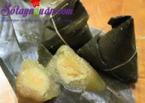 Cách làm bánh ú tro đậm đà quê hương cho tết Đoan Ngọ