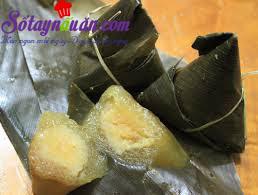 món ăn vỉa hè, Cách làm bánh ú tro đậm đà quê hương cho tết Đoan Ngọ