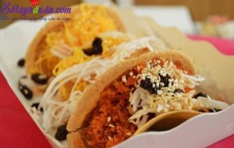 Nấu ăn món ngon mỗi ngày với Nước cốt dừa, Cách làm bánh xèo kiểu Thái tuyệt ngon kết quả