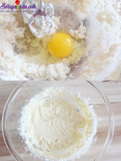 Cách làm bánh xốp nhân oreo độc đáo 3