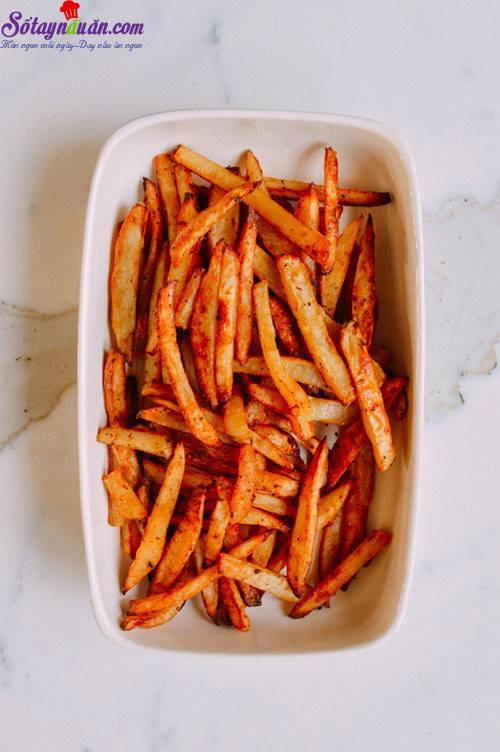 Cách làm kim chi nướng pho mát,khoai tây lạ mà ngon 2