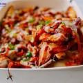 Ngon cơm với canh kim chi thịt heo kiểu Hàn, Cách làm kim chi nướng pho mát,khoai tây lạ mà ngon kết quả
