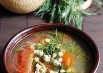 Cách làm món canh hến nấu chua