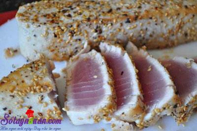 Cách làm salad cá ngừ ngon như ngoài tiệm 5