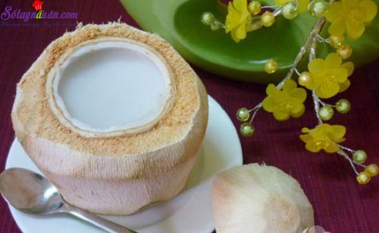 cách làm thạch dừa xiêm  8
