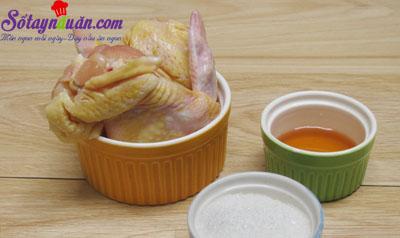 cánh  gà chiên nước mắm cực ngon