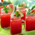 dừa tươi, Công thức làm sinh tố dưa hấu mát lạnh bổ dưỡng 3