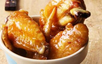 Nấu ăn món ngon mỗi ngày với Nước mắm, cánh gà chiên nước mắm cực ngon 8