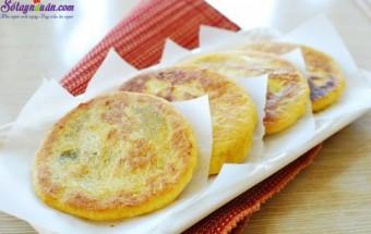 Nấu ăn món ngon mỗi ngày với Đường trắng, hotteok món bánh pancake kiểu hàn 11