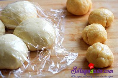 Hướng dẫn làm bánh dứa Hong Kong thơm ngon khó cưỡng  3