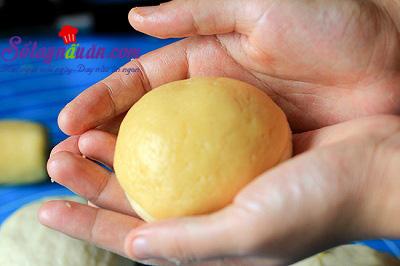 Hướng dẫn làm bánh dứa Hong Kong thơm ngon khó cưỡng 4