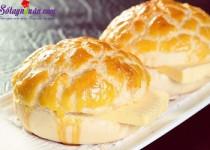Hướng dẫn làm bánh dứa Hong Kong thơm ngon khó cưỡng