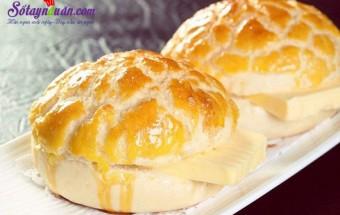 Nấu ăn món ngon mỗi ngày với Phần bột bánh : – Bột mì, Hướng dẫn làm bánh dứa Hong Kong thơm ngon khó cưỡng kết quả