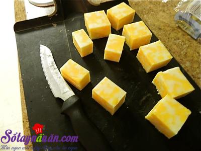Hướng dẫn làm khoai tây chiên phô mai khiến bạn mê tít 2