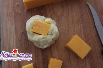 Hướng dẫn làm khoai tây chiên phô mai khiến bạn mê tít 3