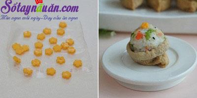 Hướng dẫn làm sushi đậu hũ chiên kiểu Hàn lạ miệng 5