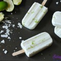 cách làm kem chanh dừa, làm chanh dừa lạ miệng đơn giản 1