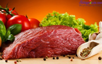 , những điều cần biết khi sử dụng thịt bò