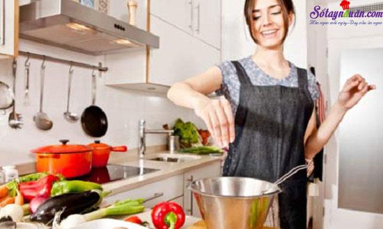 những mẹo vặt nhà bếp hay dành cho bà nội trợ 1
