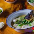 cua đồng, Canh cá chép nấu đậu phụ lạ mà ngon