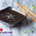 Cách làm cá hồi rán kèm xốt xì dầu ngon mê mẩn, Cách làm xốt teriyaki đơn giản tại nhà