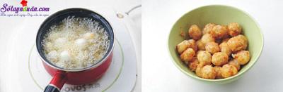 cách làm trứng cút xào chua ngọt đưa cơm 2