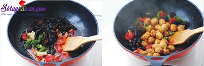cách làm trứng cút xào chua ngọt đưa cơm 3