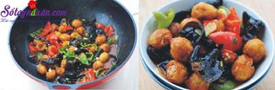 cách làm trứng cút xào chua ngọt đưa cơm 55