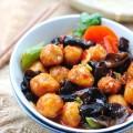 trung thu, cách làm trứng cút xào chua ngọt đưa cơm 6