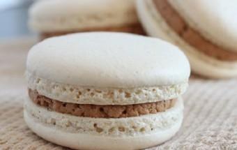 Món khai vị, cách làm bánh Macaron 9