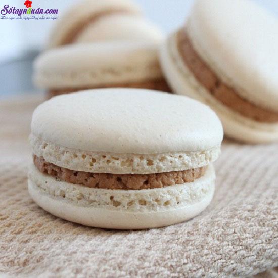 cách làm bánh Macaron 9