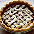 Bánh chanh - món bánh lạ mà ngon, - Bước 8: Bánh sau khi đan xong cho vào lò nướng ở nhiệt độ 175 độ C trong 40-45 phút. - Bước 9: Lấy bánh ra, để nguội rồi cắt thành miếng để ăn. 8