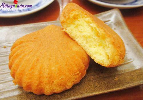 Bí quyết làm bánh hình sò Madelein thơm ngon từng miếng 8.1