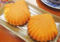Bí quyết làm bánh hình sò Madelein thơm ngon từng miếng