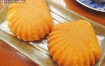 , Bí quyết làm bánh hình sò Madelein thơm ngon từng miếng kết quả