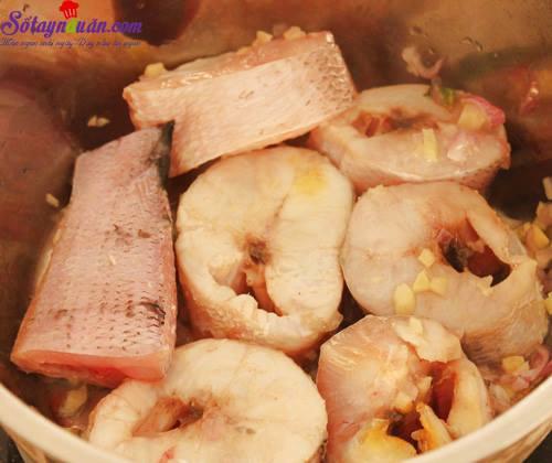 Bí quyết nấu canh chua cá lóc thơm ngon tròn vị 3