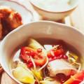 hướng dẫn nấu canh ghẹ măng chua, Bí quyết nấu canh chua cá lóc thơm ngon tròn vị 6