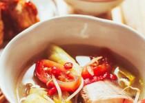 Bí quyết nấu canh chua cá lóc thơm ngon tròn vị